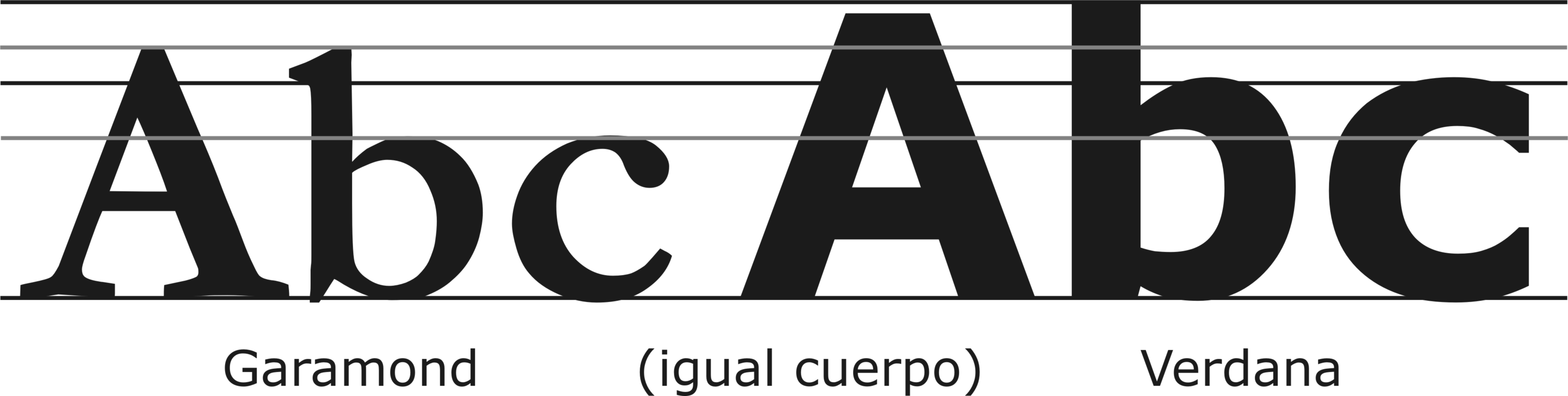 Criterios compositivos | Tipo&Forma