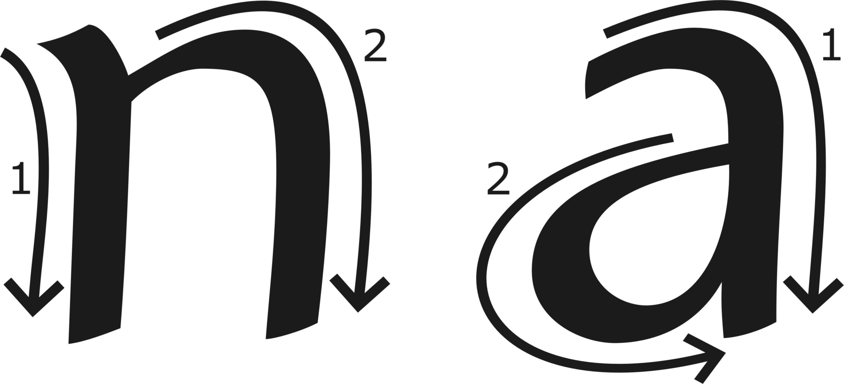 Como Crear Una Tipografia. Interesting Como Crear Una Tipografia ...