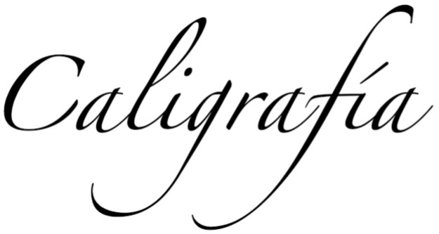 Caligraf